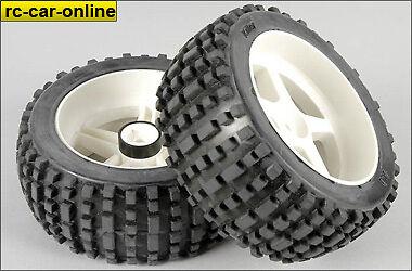 FG OFF-ROAD PNEUMATICI KILLER SOFT Kraft - 6406 05 - fuoristrada TIRES glued wheels