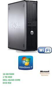 Dell-QUAD-CORE-Desktop-PC-9-32-ghz-16gb-1tb-windows-7-COMPUTER-TOWER-DVDRW