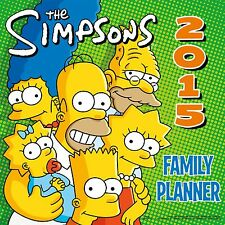THE SIMPSONS KALENDER 2015 NEU & OVP