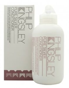 PHILIP-KINGSLEY-PURE-SILVER-CONDITIONER-NEW-FREE-SHIPPING