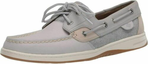 Details about  /Sperry Top-Sider Women/'s Bluefish 2-Eye  5 Grey
