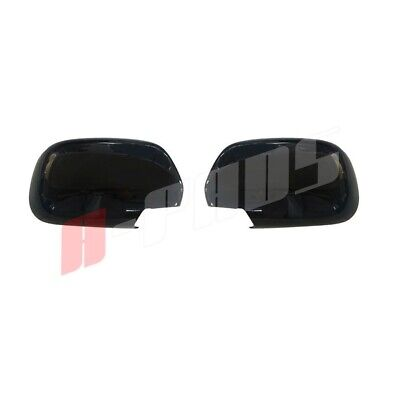 For TOYOTA Tacoma 2005 06 07 08 09 10 Full BLACK GLOSS Mirror handle Covers W//O