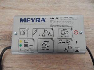 MEYRA-Ladegeraet-24V-6A-fuer-Elektrorollstuhl-oder-Elektromobil
