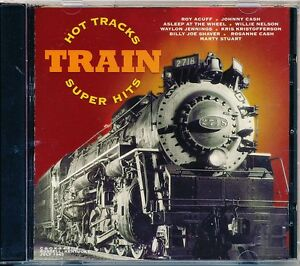 Hot-Tracks-Train-Super-Hits-by-Various-Artists-Incl-Johnny-cash-Roy-Acuff-etc