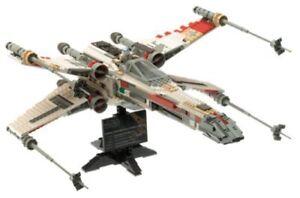 Lego Star Wars Ucs X Wing 7191 5702012006555 Ebay