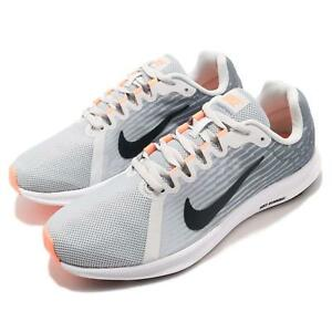 59d823cfbdd Nike Wmns Downshifter 8 VIII Grey Black White Women Running Shoes ...