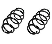 Set Of 2 Front Standard Suspension Coil Springs Fits Saab 9-3 Convertible Pair on sale