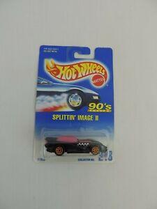 Hot Wheels Splittin/' image II Collector 248 UH rose CP02