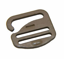 """25mm / 1"""" ITW Nexus Coyote Tan G Hook - Military Specification Buckle"""