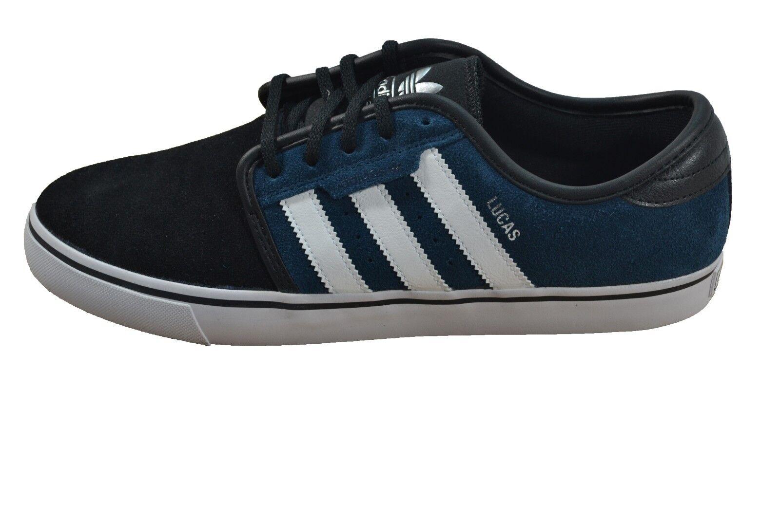 Adidas SEELEY Teal Black White C76422 Skateboarding (315) Skateboarding C76422 Men's Shoes 08a41c