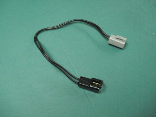 GM alternator harness extension connector vintage Delco w// external regulator