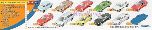 #06 Furuta Mazda Miniature Mini Car Model MX-5 Miata