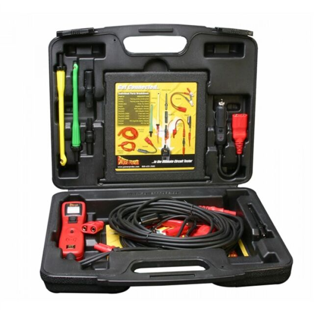 Power Probe 3 PP3LS01 with Gold Test Leads Set Power Probe 3 with LS01 Kit