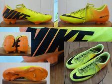 Nike Mercurial Nockenschuhe Fussballschuh Fussball Stollen Gelb Orange 40,5 Top