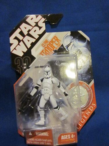 Star Wars Saga Legends Clone Trooper Figure