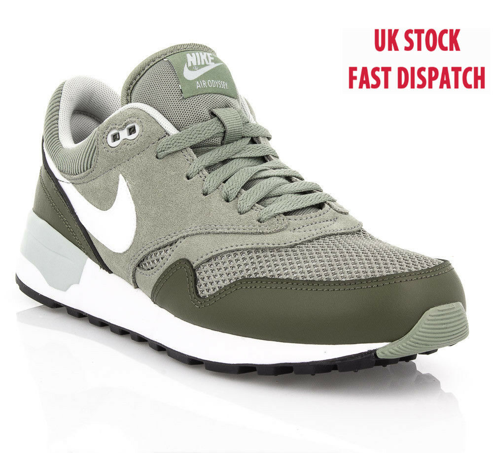 * Vente * Nike Air Odyssey Homme Baskets Baskets 652989 Taille Uk 7/eur 41