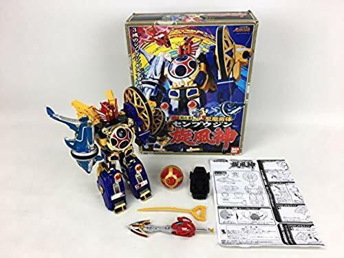 tomamos a los clientes como nuestro dios Power Power Power Rangers Tormenta Ninja Storm Samurai Megazord-senpuzin-Japón Importación  mejor vendido