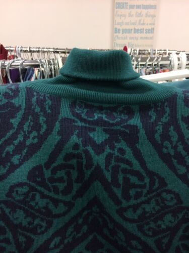 With Diffusion Ib Teel Suede Sweater Green Women's Elbow Nwt Patches 5XgTqwq