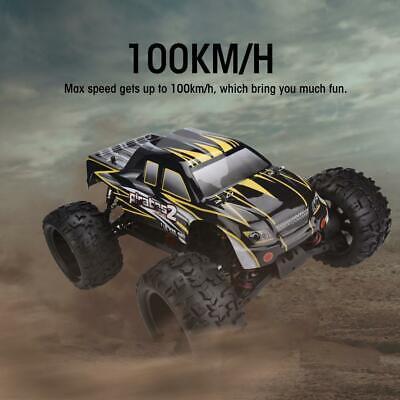 ZD Racing 1 h DIY Rahmen Elektro-LKW 4WD Drift RC Auto Buggy Fahrzeug 8 100km