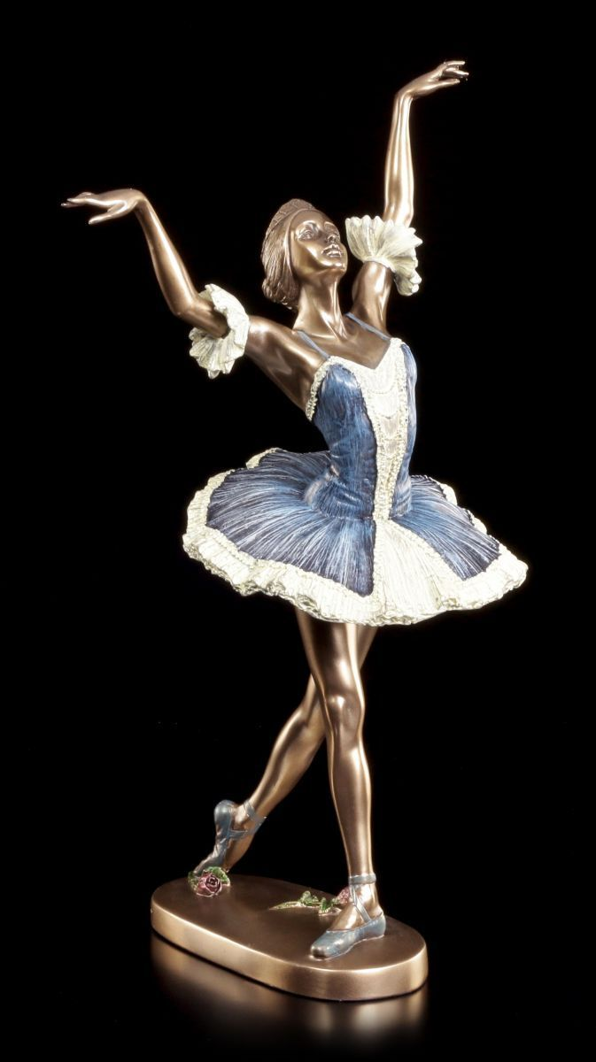 Ballerina Figur - Révérence - Veronese Deko Ballett Tänzerin