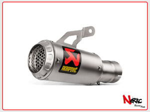 Details About Akrapovic Exhaust Muffler Slip On Gp Bmw S1000rr 2019 S B10so11 Cbt