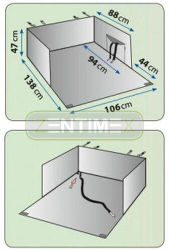 Tapis Couverture de protection pour VW Volkswagen Tiguan Track /& Field 1 5n Véhicule Tout-Terrain S