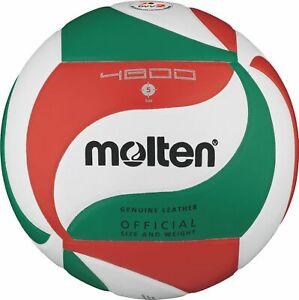 Molten volley DVV 2 wettspielball Jouet Blanc/vert/rouge v5m4800 taille 5