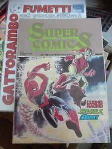 Super Comics N.17 Anno 1992  - Max Bunker Press Qs. Edicola