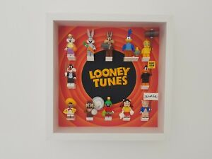 Display Frame / case for Lego Looney Tunes minifigures 71030 no figures 27cm