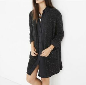 Madewell-M-Medium-Donegal-Kent-Cardigan-Sweater-in-Coziest-Yarn-NWT-Msrp-98