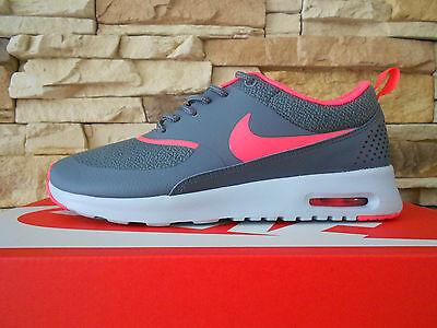 Nike Air Max Thea graupink Gr. 38,5 (US 7,5) 1 90 93 95 97