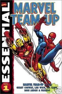 Essential-Marvel-Team-Up-Paperback