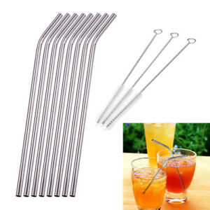 80Pcs-Stainless-Steel-Metal-Drinking-Straw-Straws-30pcs-Cleaner-Brush