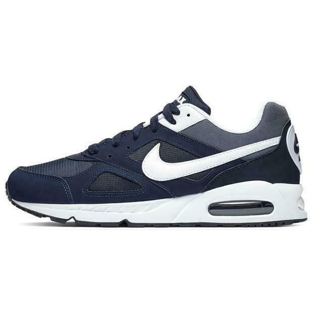 Mens Nike AIr Max IVO Trainers 580518 411 Navy/White Size UK 6_8_10_12