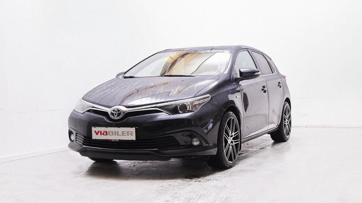 Toyota Auris 1,8 Hybrid H2 Comfort CVT 5d - 179.900 kr.