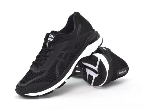 Asics GT-2000 6 - T805N-9001 - Mens Running Trainers - Black/White - Brand New