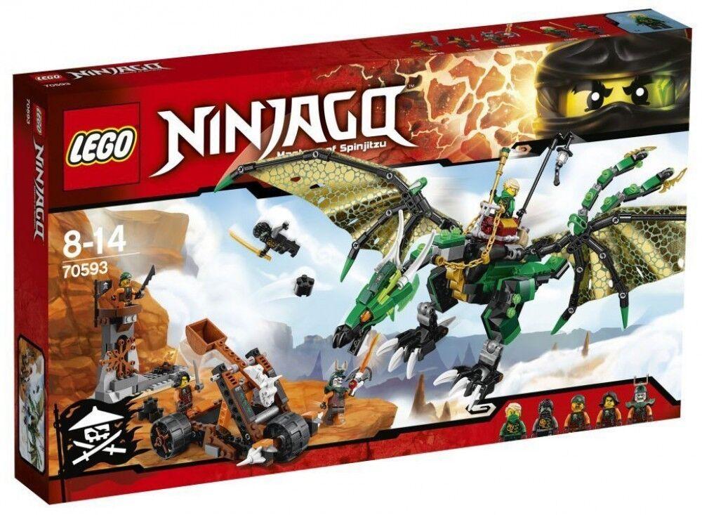 NEUF  NEW Lego 70593 NINJAGO Lloyd's Dragon