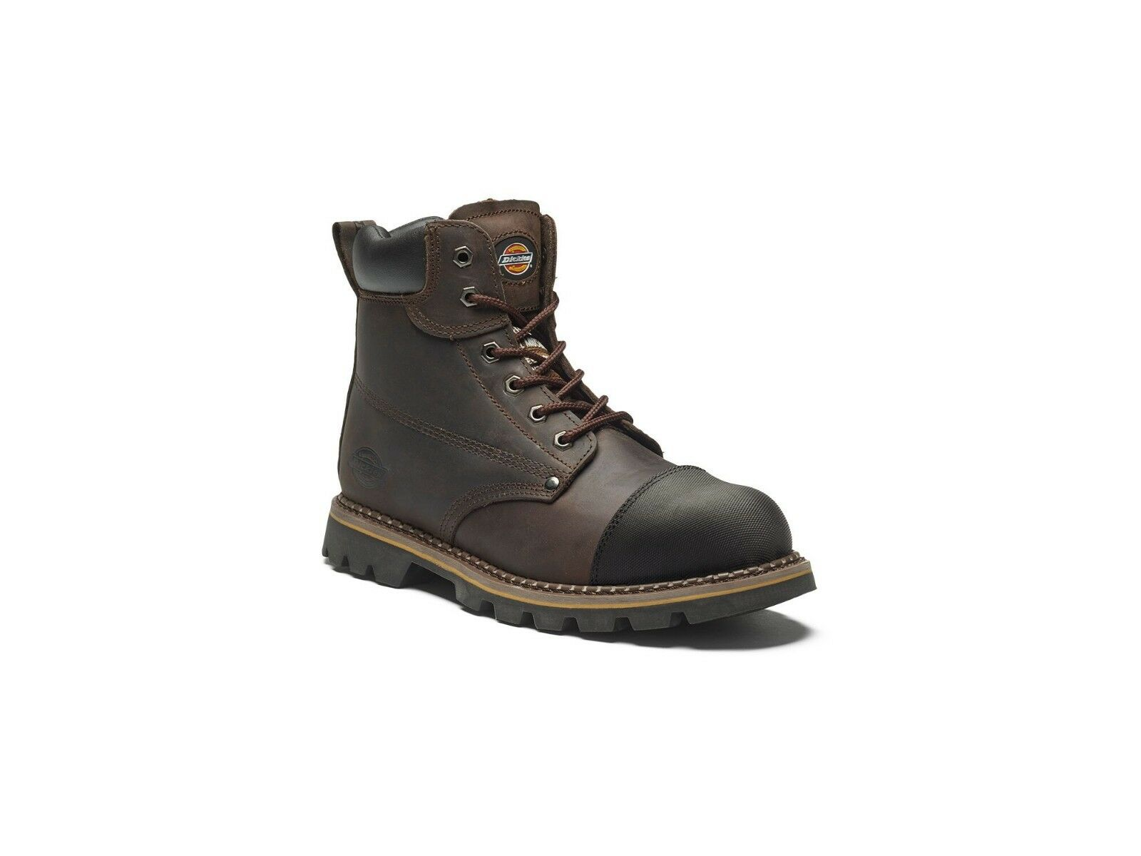 Dickies Crawford Safety Boot - Black and Brown Brown and Various sizes FD9210 80a5bd