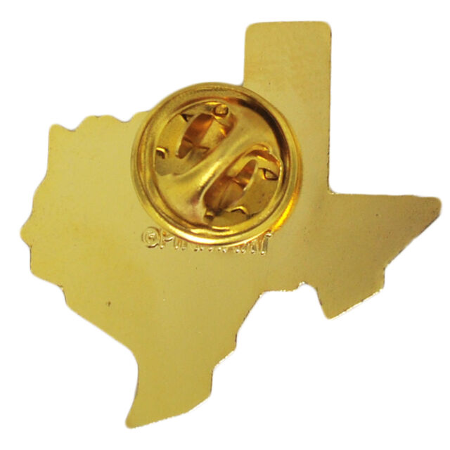 NEW Classy TEXAS TX Flag Lapel Tie Pin 1 1//8 inch wide colleyville conroe NICE