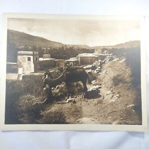 Photo-Flandrin-large-Heliograph-Editions-Mars-49-Maroc-Une-Casbah-Souss