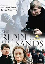 The Riddle Of The Sands [DVD] Simon MacCorkindale, Michael York, Tony Maylam New