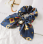 Solid-Floral-Bow-Scrunchie-Hair-Band-Elastic-Hair-Ties-Rope-Scarf-Accessories thumbnail 17