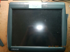 Micros Workstation 5a Pos Terminal Will Not Power Upnot Working
