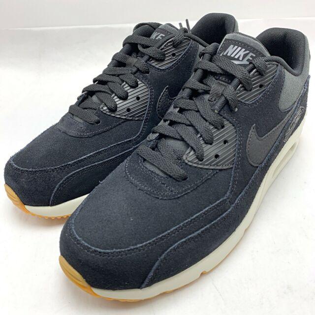 Nike Air Max 90 Ultra 2.0 LTR Men's Running shoes BlackBlack 924447 003