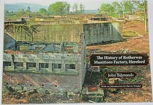 Back Factory Herford rotherwas munitions factory hereford royal ordnance history ww1 ww2
