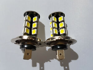 di-VOLKSWAGEN-BEETLE-1998-2005-2x-H7-27SMD-LED-FANALE-FENDINEBBIA-CANBUS