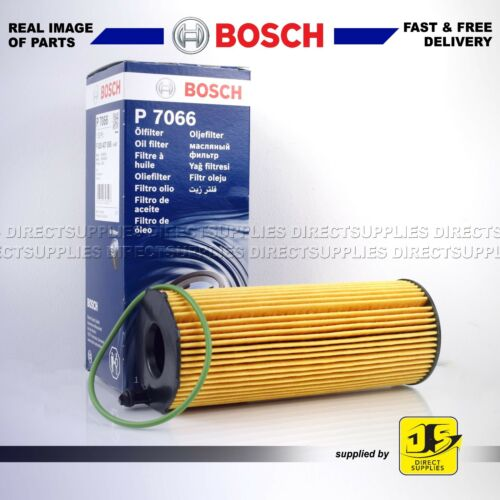 BOSCH OIL FILTER P7066 AUDI A4 A6 A8 Q5 Q7 3.0 4.2 PORSCHE CAYENNE VW TOUAREG