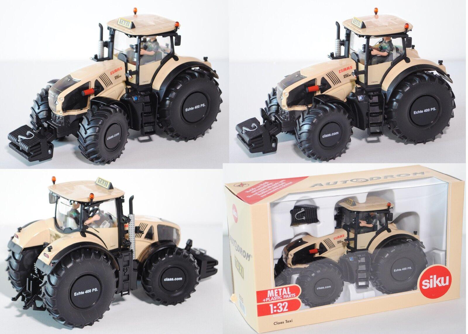 SIKU FARMER 8513 Claas Axion 950 Taxi tracteur, 1 32, modèle spécial