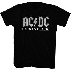 AC-DC-cd-cvr-BACK-IN-BLACK-SILVER-LOGO-Official-SHIRT-Size-LARGE-new