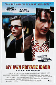 MY-OWN-PRIVATE-IDAHO-1991-ORIGINAL-MOVIE-POSTER-ROLLED